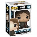 Jyn Erso pop figure in box