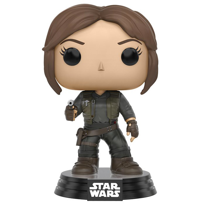 Jyn Erso pop figure