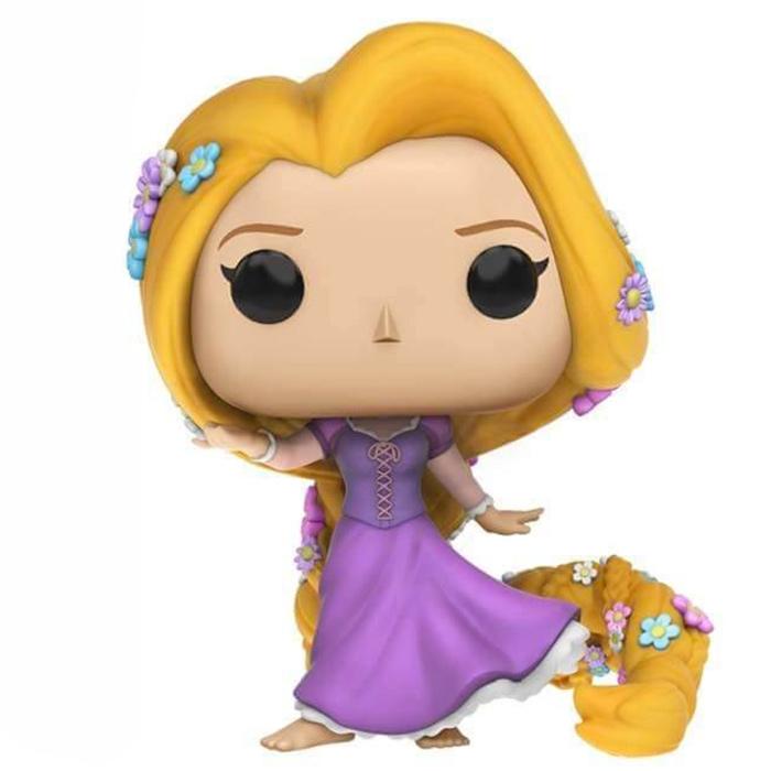 Dancing Rapunzel Figure Rapunzel Funko Pop