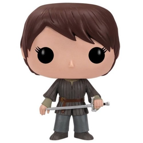 Arya Stark pop figure